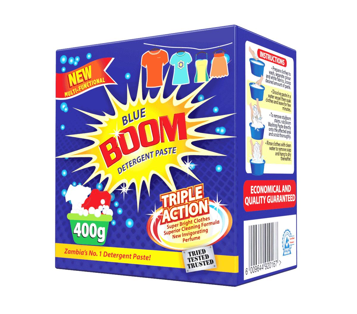 Boom Washing Paste Original