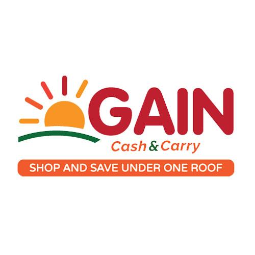 Gain Cash & Carry