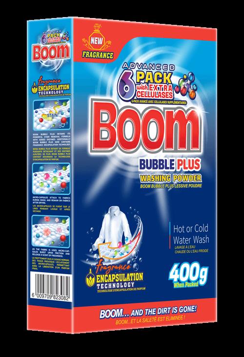 BoomDetergentPowder